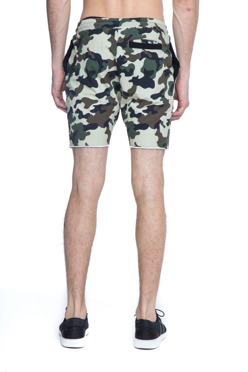 Bermuda-Tingo-Verde-Militar