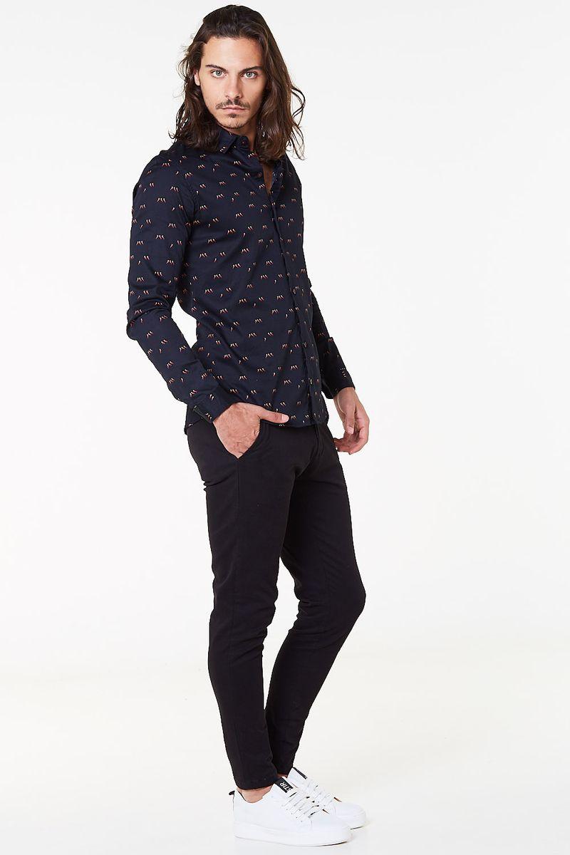 Camisa-Asilishi-Negro