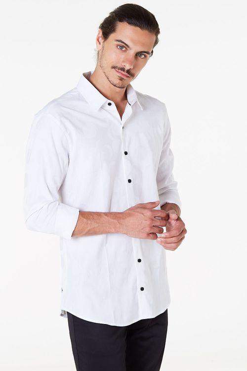 Camisa Alun Blanco