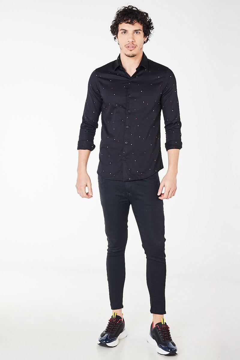 Camisa-Aloom-Negro