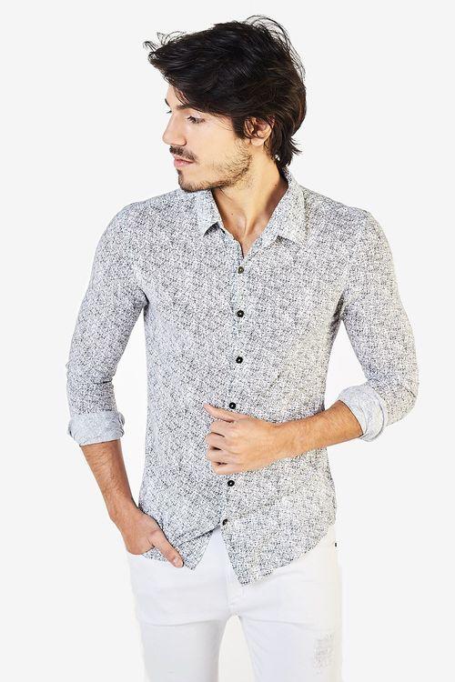 Camisa Abruzzi Blanco
