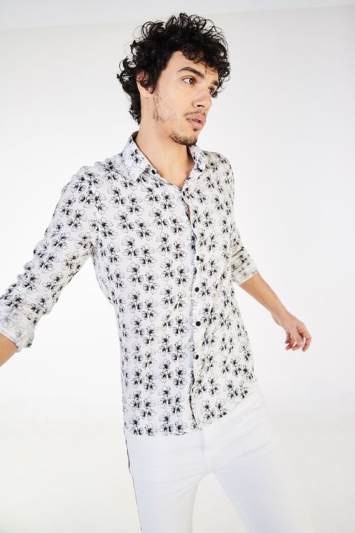 Camisa Adrul Blanco