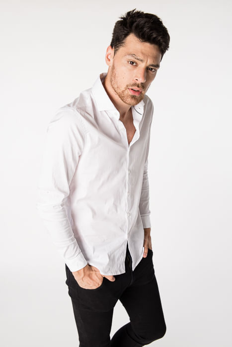 Camisa Alli Blanco