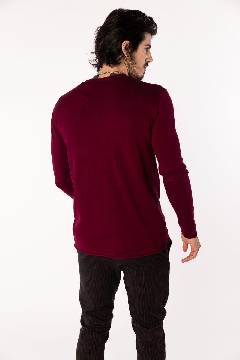 Sweater-Daxico-Bordo