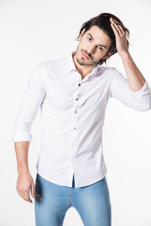 Camisa Amapol Blanco