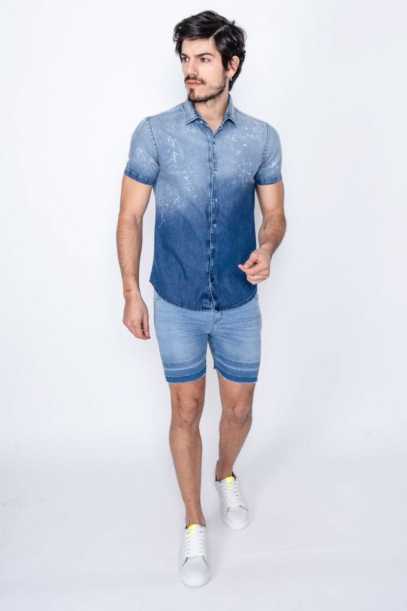 Camisa-Owa-Celeste