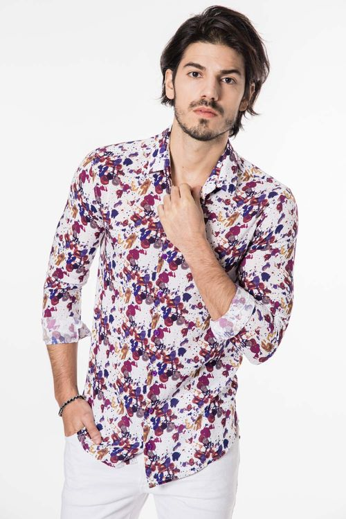 Camisa Arline Blanco