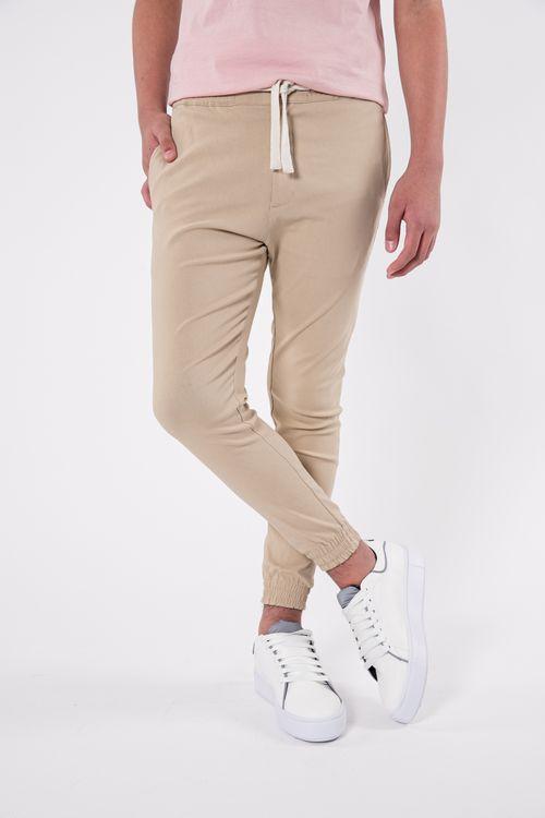 Pantalon Y-Prixo Beige