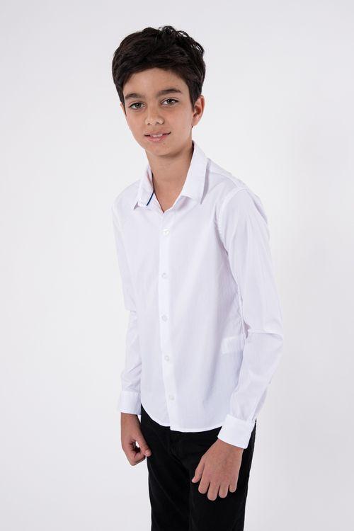 Camisa Y-Alli Blanco