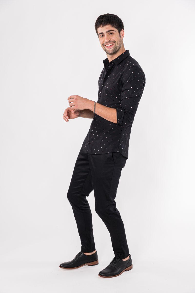 Camisa-Almaison-Negro