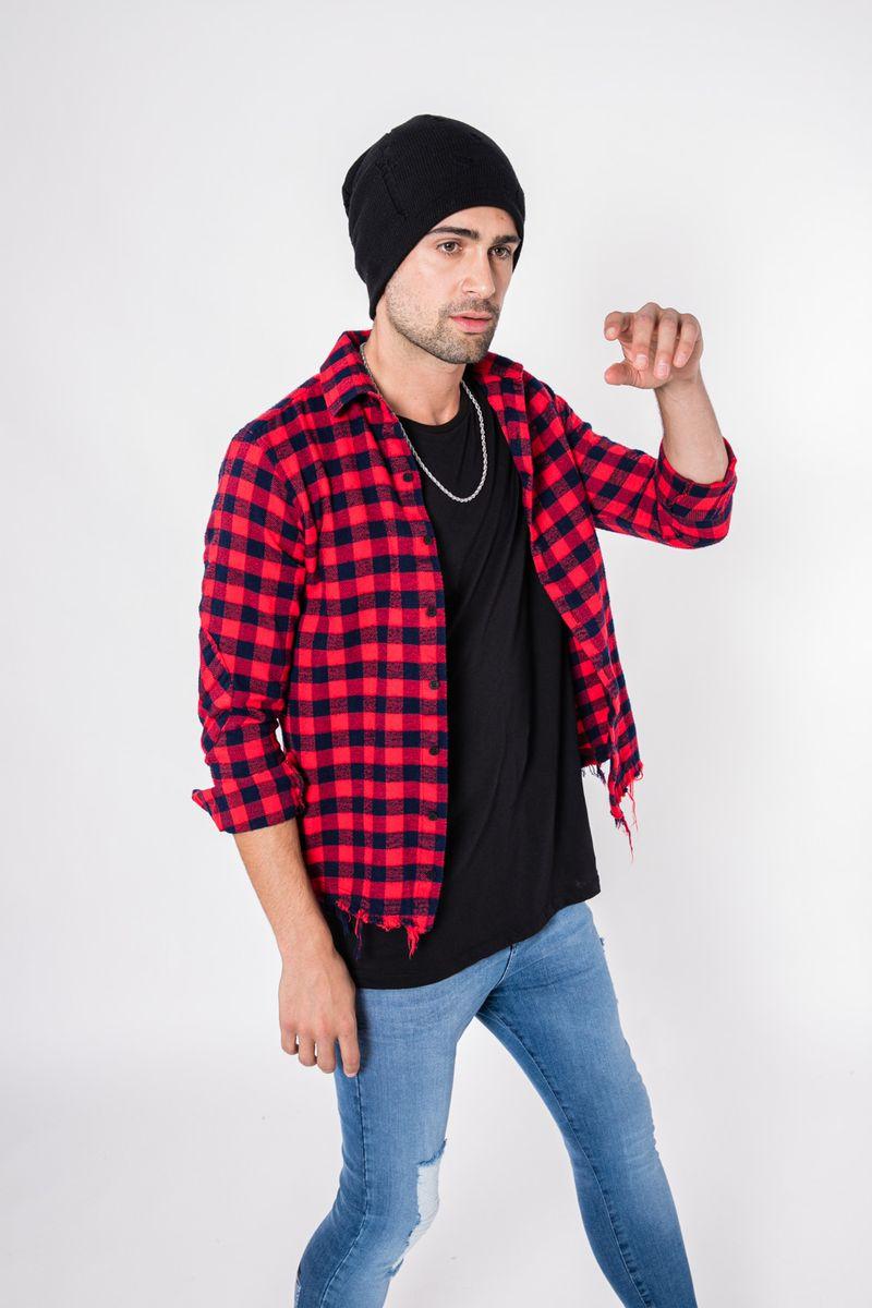 Camisa-Ml-Ariana-Rojo
