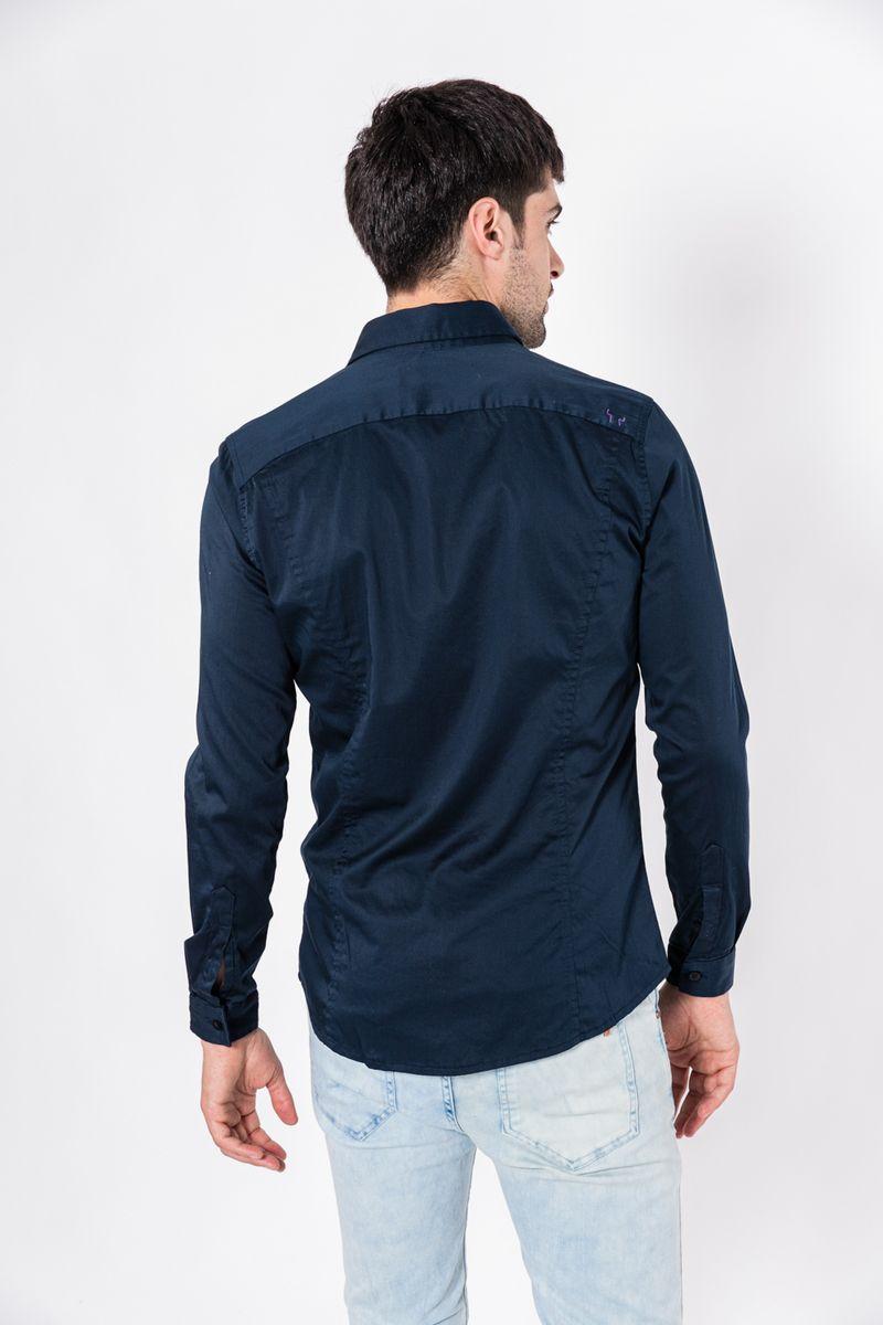 Camisa-Ml-Arenta-Azul