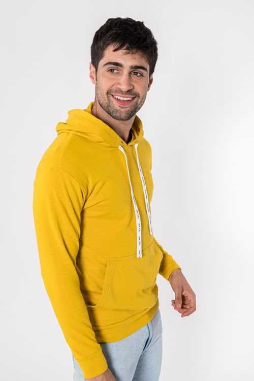 Buzo Comba Amarillo