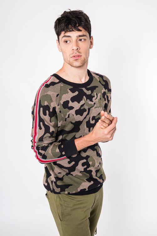 Sweater Donato Verde