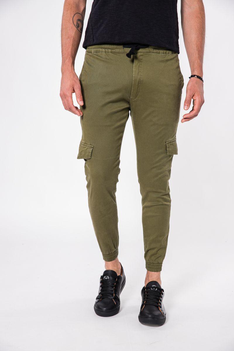 Pantalon-Pley-Verde-Militar