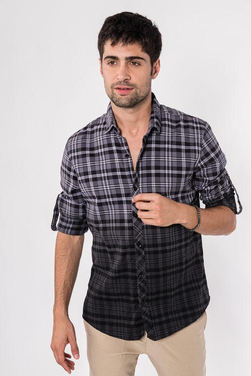 Camisa Achevelly Negro