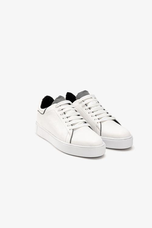 Calzado Y-Frixo Blanco