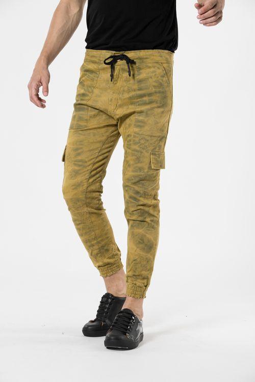Pantalon Pommy Negro