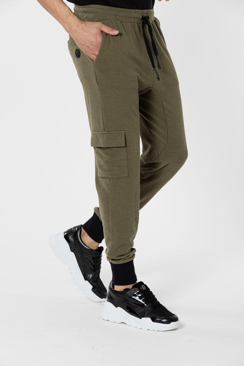 Jogger-Perka-Verde-Militar
