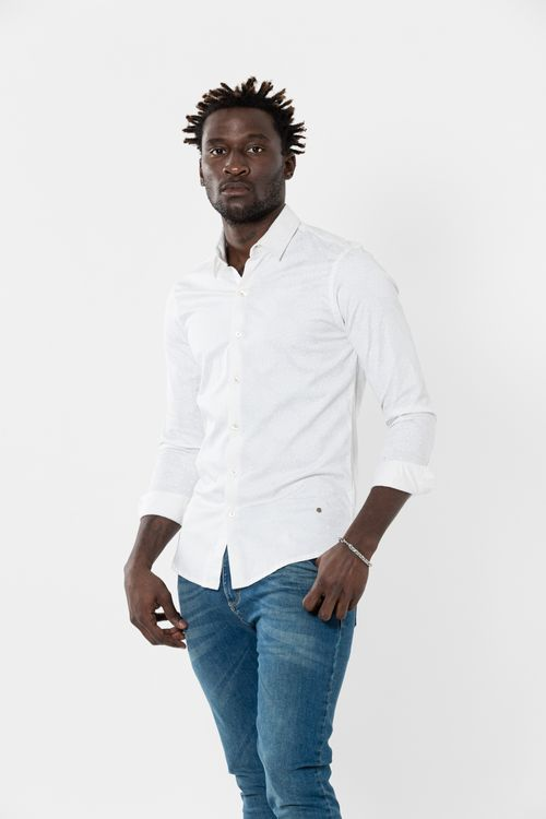 Camisa Ml Atyle Blanco