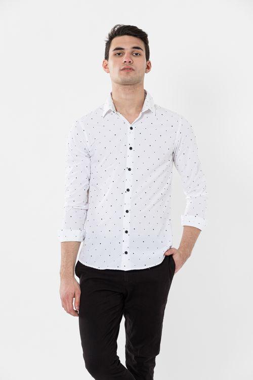 Camisa Almaison Blanco