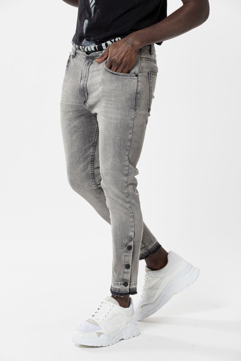 Jean-Regular-Taps-Gris