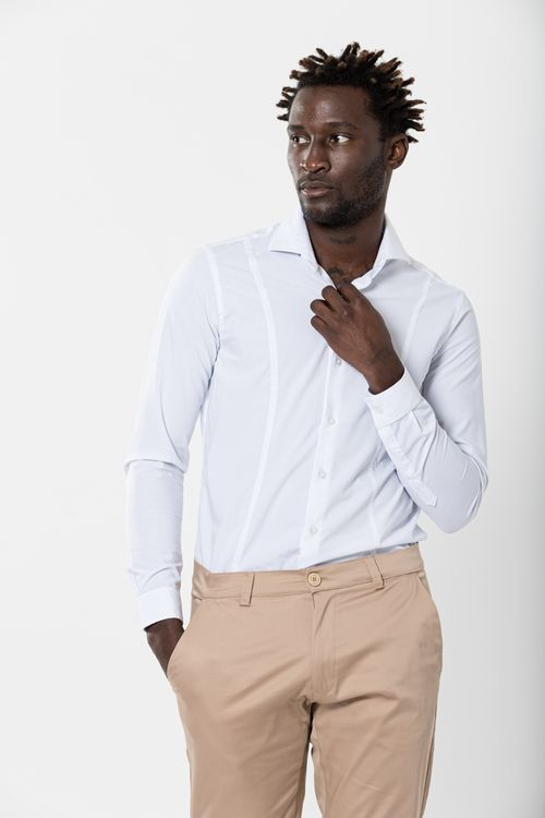 Camisa Ml Adriatique Blanco