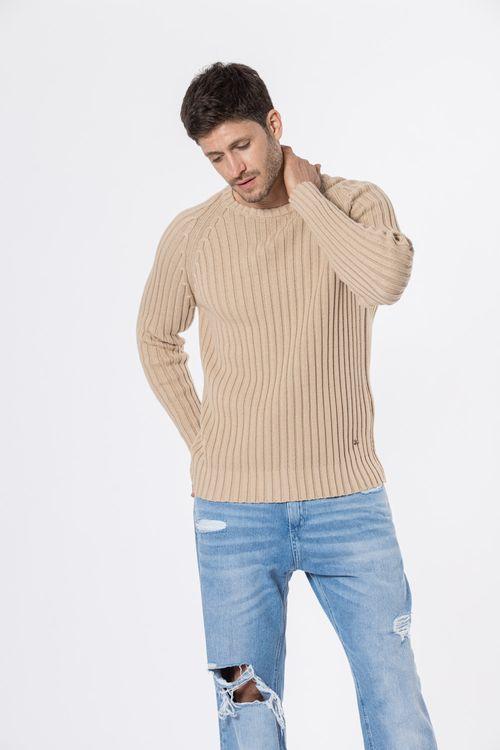 Sweater Dervos Camel