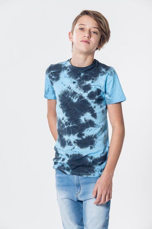 Remera Mc Y-Berno Azul