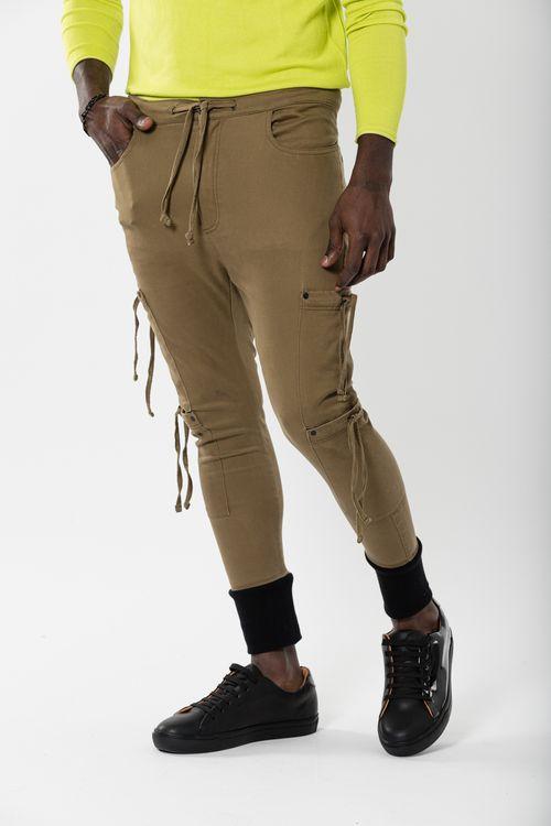 Pantalon Pika Verde Militar
